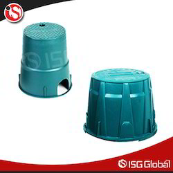 Poly Plastic Earth Pit Cover