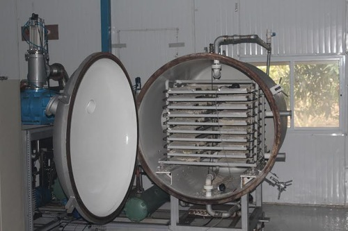 Lyophilizer Freeze Drying Machine Hindustan