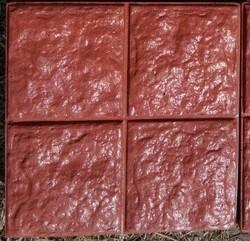 8x8 Plastic Paver Mould