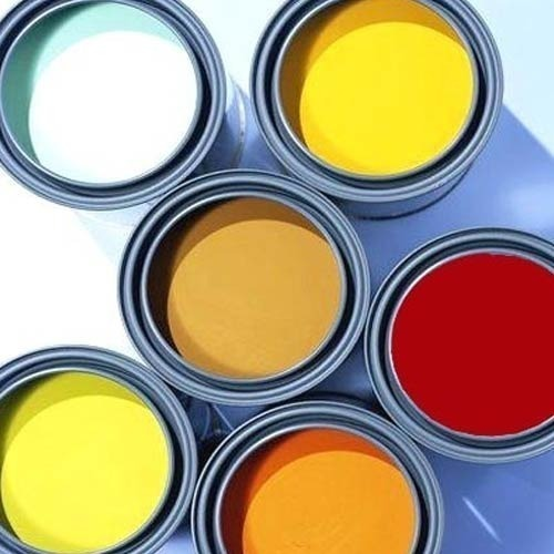 What Is The Difference Between Interior And Exterior Paint: Synthetic Enamel Paint, कृत्रिम इनेमल पेंट, Paints, Wall