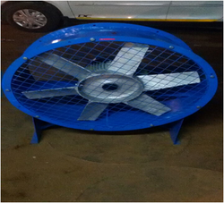 0.5 HP Axial Flow Fan