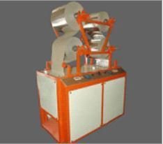 Fully Automatic Paper Plate Single Die Double Roll Machine