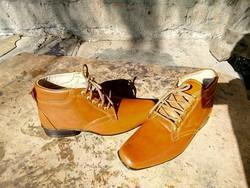 Leather Shoes, Size: 6 To 11