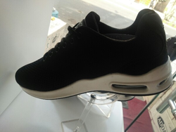 Men Black Shoe