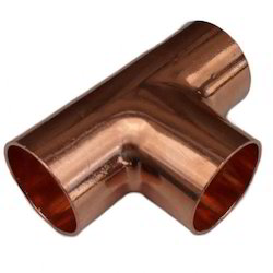 Equal Tee Copper Fittings