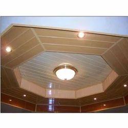 PVC Ceiling Work