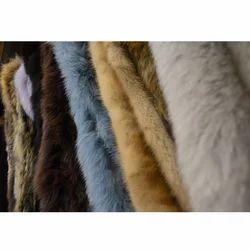 Rabbit Fur Scarves