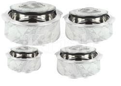 Sizzler Thermoware & 4 Pcs Set