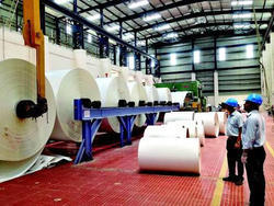 Pulp Industry Up gradation Services