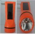 Solar AC DC Torch
