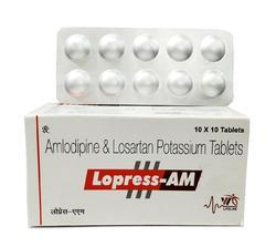 Losartan Potassium and Amlodipine Tablets