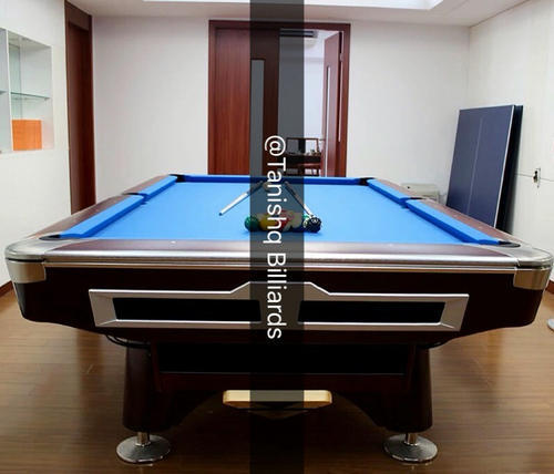 Sidste nye Imported 8 Ball Pool Table, Model Number/Name: TBPOOL1254, Rs JD-41
