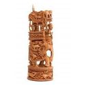 Wooden Stylish Ambari