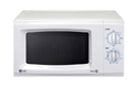 LG 20 Litres Solo Microwave Oven White