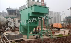 Construction Sewage Treatment Plant