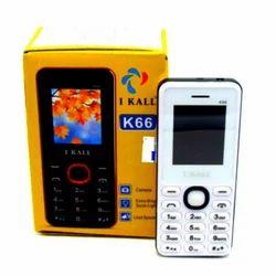 Multicolor Keypad Mobile, I Kall K66