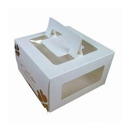 Handle Cake Boxes