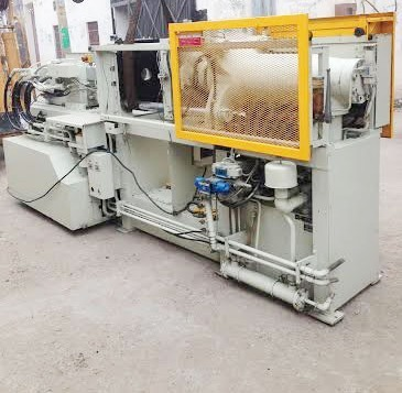 Used Injection Moulding Machine - 80 Ton