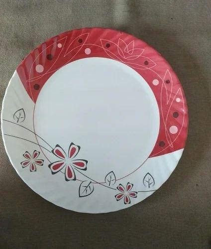 Pure White Melamine Plates Size 11 Inch & Pure White Melamine Plates Size: 11 Inch Rs 50 /piece | ID ...