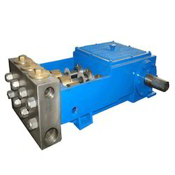 Industrial Triplex Plunger Pumps