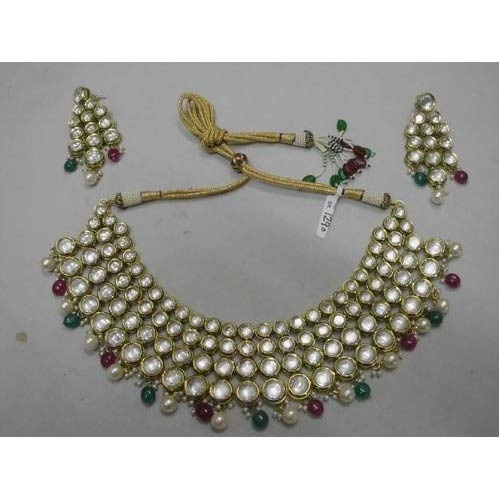 Designer Heavy Bridal Jewellery Sets द ल हन क आभ षण