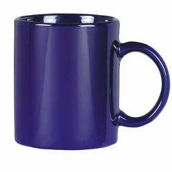 Blue Sublimation Ceramic Mug