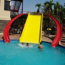Water Park Multiplay Slides