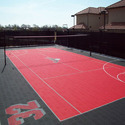 Asian Flooring Volleyball Outdoor Surface