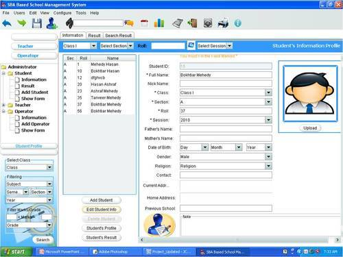 School Management System Software Hostel Management Software