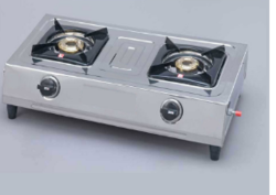 2 Burner High Thermal Efficient LPG Stove