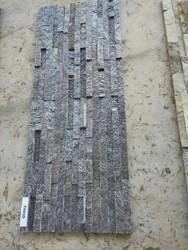 Black Galaxy Stone Wall Panel