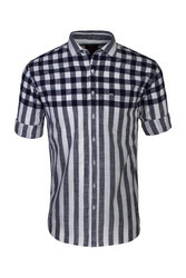 Men Dual Stripe Shirt