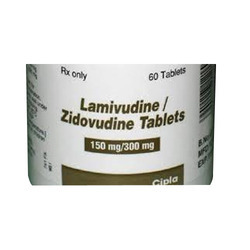 HIV Treatment Lamivudine And Zidovudine