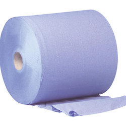 Plain Wiper Paper Roll, GSM: Less than 80 GSM