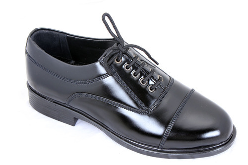 Security Guard Leather Shoes
