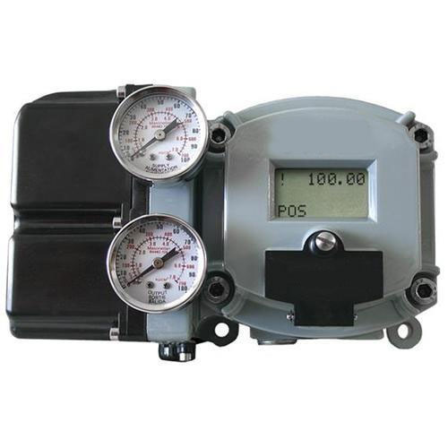 Digital Valve Positioners, Input Pressure: 20-100 Psi, Rs 34700 /piece |  ID: 13178028991