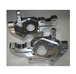 Custom Size CNC Machined Racing Car Parts
