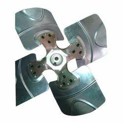 Aluminum AC Fan Blade, Blade Size: 4