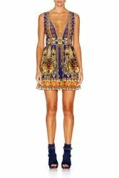 New Style Digital Print Kaftan Dress