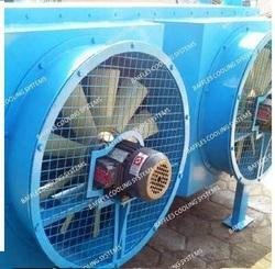 Sugar Plant Air Cooled Heat Exchanger
