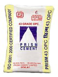 Prism Cement, Packing Size: 50 Kg