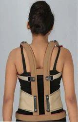 Taylors Custom Rigid Back Support Brace
