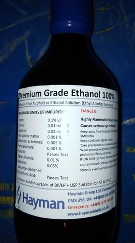 Hayman Ethanol