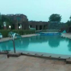Bar Swimming Garden Restaurant For Rent