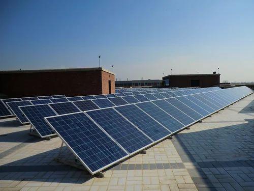 Solar Power Plant Solar Roof Top Power Plant Wholesale