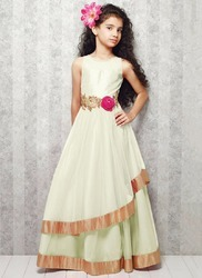 Designer Baby Fancy Gown
