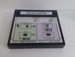 Decade Counter Decoder Driver & 7 Segment Display