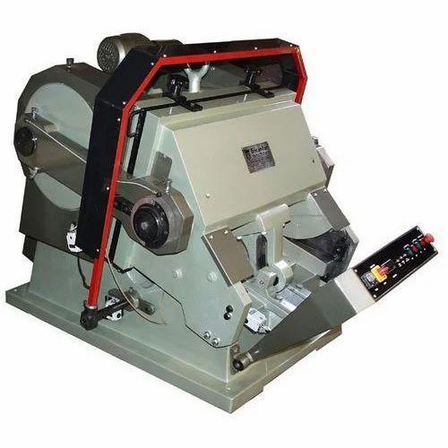 Platen Die Punching Machine