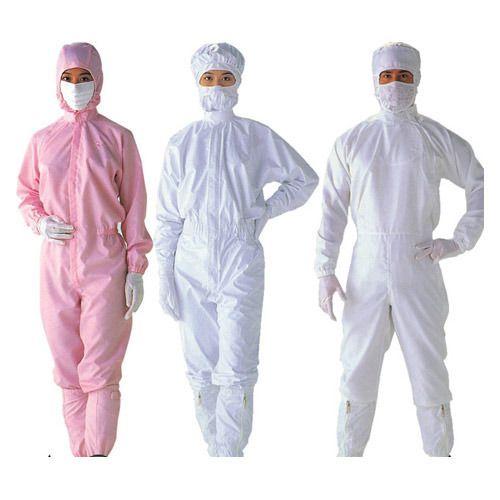 Anti Static Clothing : Anti static clothing mm grid garment