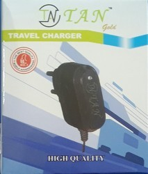 Black Tan Fast Android Mobile Charger